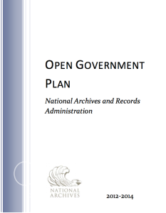 NARA-Open-Gov-Plan
